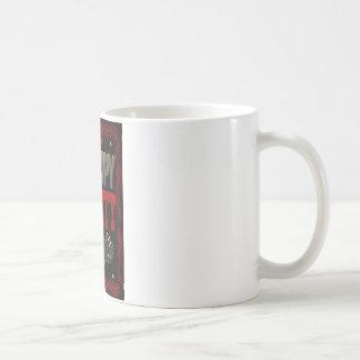 Occupy Salt Lake OWS protest 99 percent strong Basic White Mug