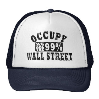 Occupy Wall Street 99% Cap