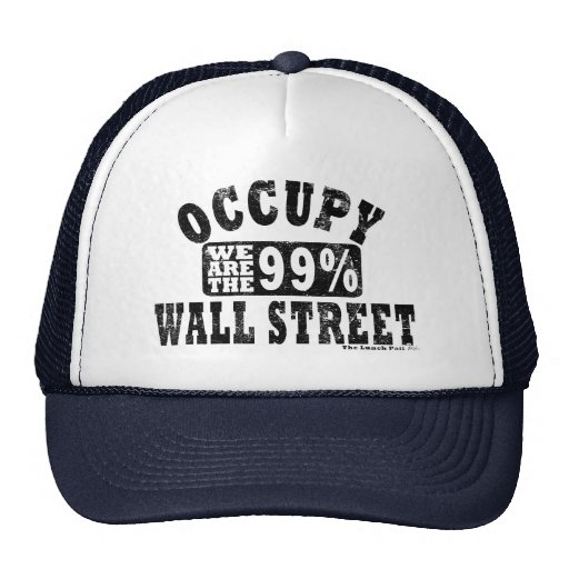 Occupy Wall Street 99% Hat