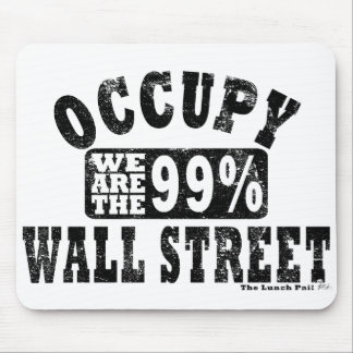 Occupy Wall Street 99 Mousepad