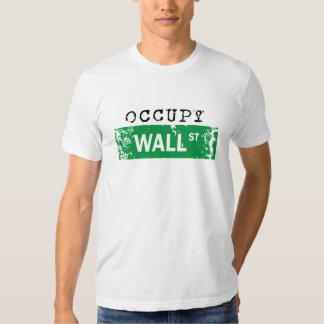 Occupy Wall Street 99 Percent T Shirt