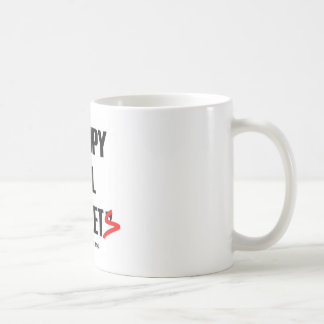 Occupy Wall Street All Streets We are the 99% Basic White Mug