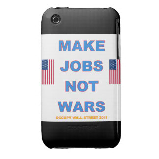 Occupy Wall Street Blackberry Curve Case-Mate Case Case-Mate iPhone 3 Cases