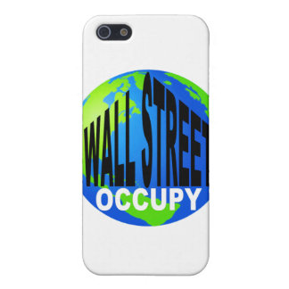 Occupy Wall Street Global iPhone 5 Cover