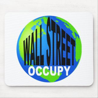 Occupy Wall Street Global Mousepads