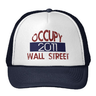 Occupy Wall Street Hat