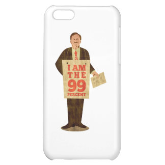 Occupy Wall Street I am 99 percent iPhone 5C Covers