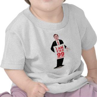 Occupy Wall Street I am 99 percent Tee Shirts