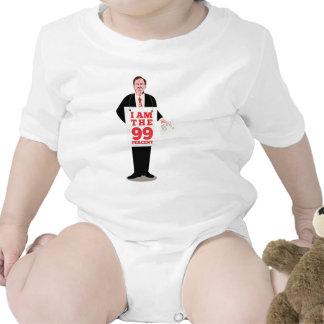 Occupy Wall Street I am 99 percent Tshirt
