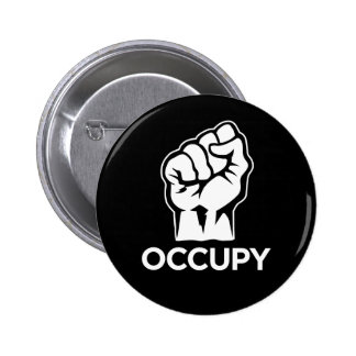Occupy Wall Street - We are the 99% Buttons