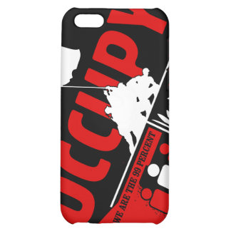 Occupy Wall Street We are the 99 iPhone 5C Cases
