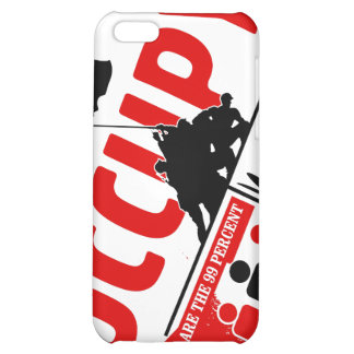 Occupy Wall Street We are the 99 iPhone 5C Cover