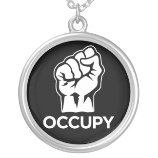 Occupy Wall Street - We are the 99% Custom Jewelry