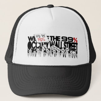 Occupy Wall Street - We are the 99% Trucker Hat
