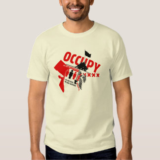 Occupy Wall Street: We are the 99% Tshirts