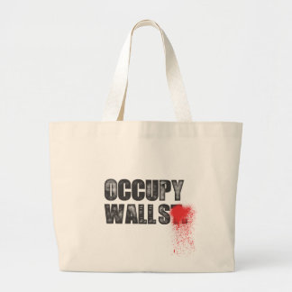 OCCUPY WALLS BAG