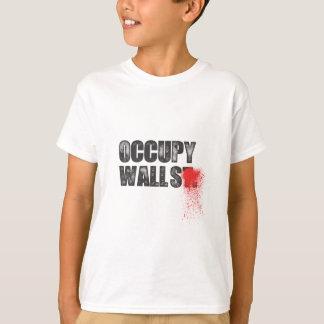 OCCUPY WALLS SHIRT