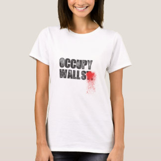 OCCUPY WALLS T-Shirt