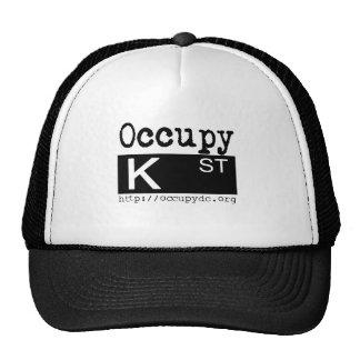 OccupyDC -  100% donation ODC Trucker Hat