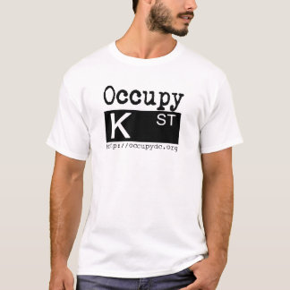 OccupyDC Shirt -  100% donation ODC