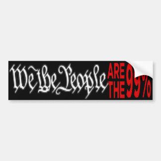 #OccupyEveryStreet Bumper Sticker