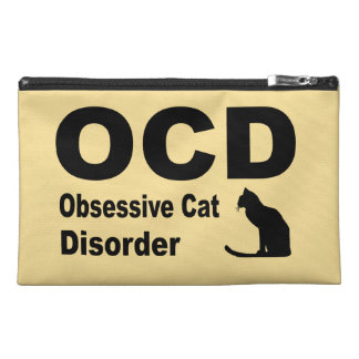 OCD (beige) Travel Accessory Bag