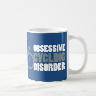 OCD Cycling Mug