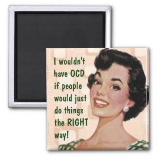 OCD FRIDGE MAGNETS