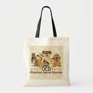 OCD Obsessive Canine Disorder Bag