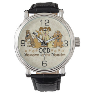OCD Obsessive Canine Disorder Watch