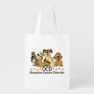 OCD Obsessive Canine Disorder Market Totes