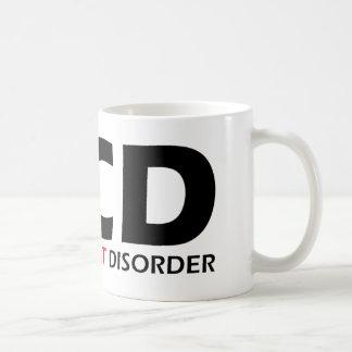 OCD - Obsessive Cat Disorder Coffee Mug