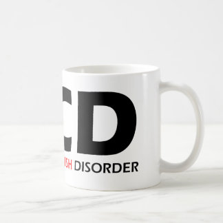 OCD - Obsessive Catfish Disorder Coffee Mug