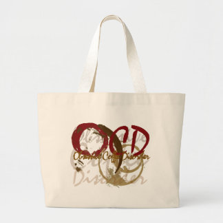 OCD - Obsessive Coffee Disorder Gifts Canvas Bags