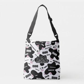 OCD - Obsessive Cow Disorder Crossbody Bag