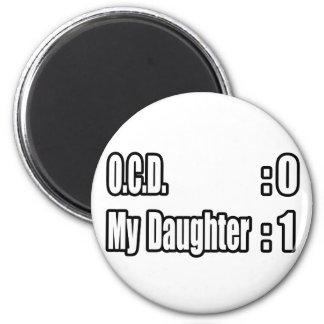 OCD Scoreboard (Daughter) Magnet