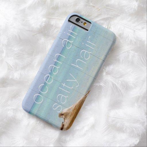 Ocean Air Salty Hair iPhone 6 Case