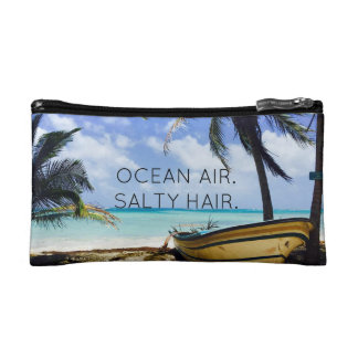 OCEAN AIR SALTY HAIR COSMETICS BAG
