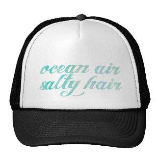 Ocean Air Salty Hair Hat
