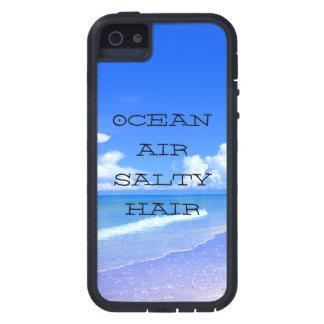 Ocean Air Salty Hair iPhone 5 Cover