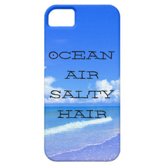Ocean Air Salty Hair iPhone 5 Covers