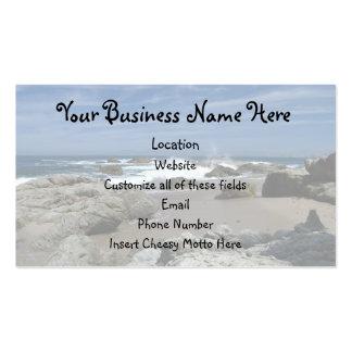 Ocean Alive Business Card Template