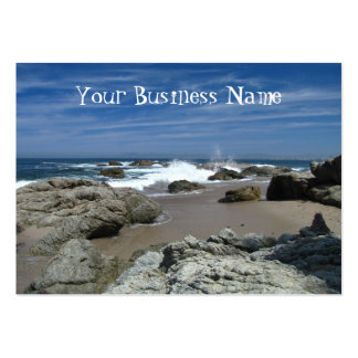 Ocean Alive Business Card Templates