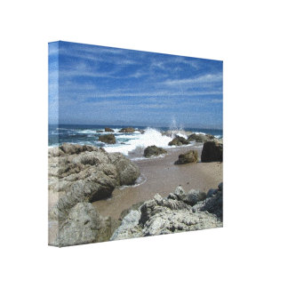 Ocean Alive Stretched Canvas Prints