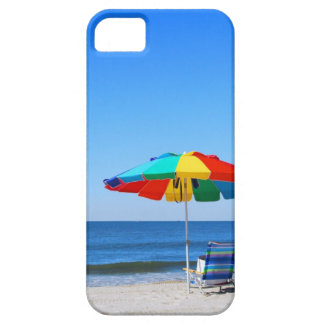 Ocean and beach scene iPhone 5 cases