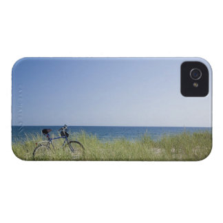 Ocean and horizon with clear blue sky Case-Mate iPhone 4 case