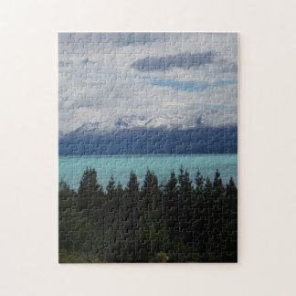 Ocean and Mountains Puzzle