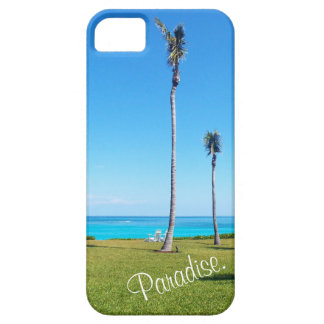 Ocean and Palm Landscape iPhone 5 Case