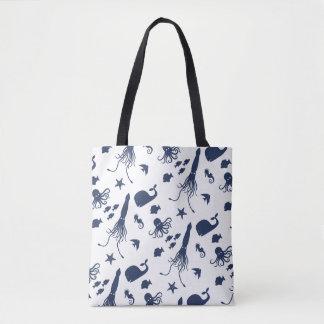 Ocean Animal Print Bag