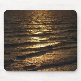 ocean at daytona beach mouse pad